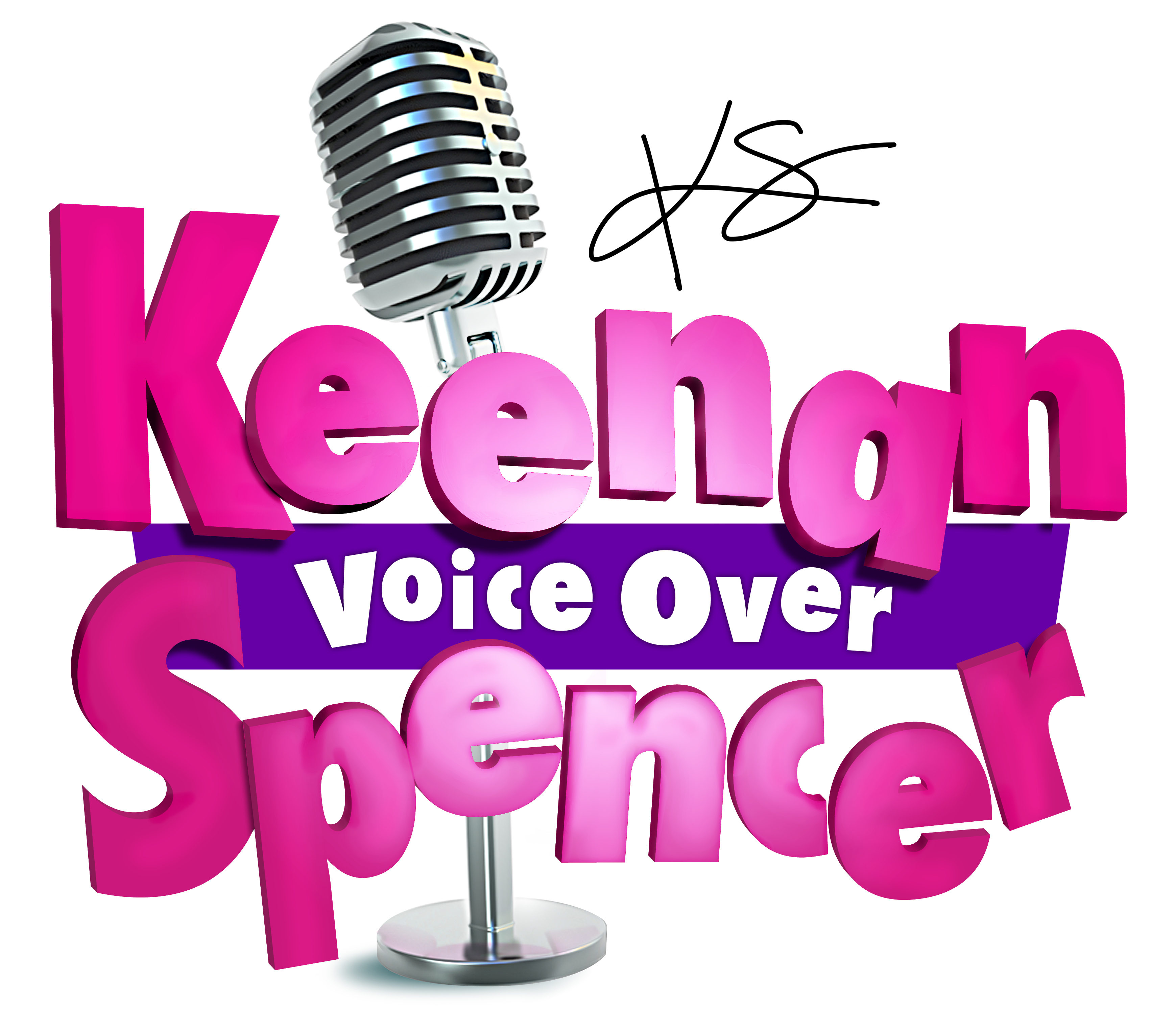 Keenan Spencer voice over